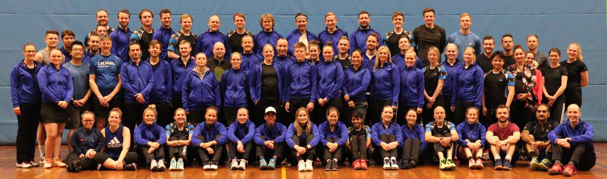 Badminton Frederiksberg, Hvidovre, Nørrebro, Østerbro, Valby, København